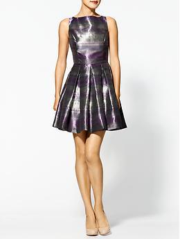 Jensine Dress - Purple