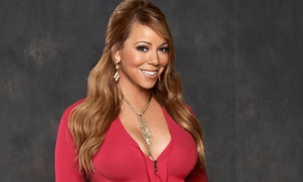 AMERICAN IDOL: Mariah Carey. CR: Michael Becker / FOX.